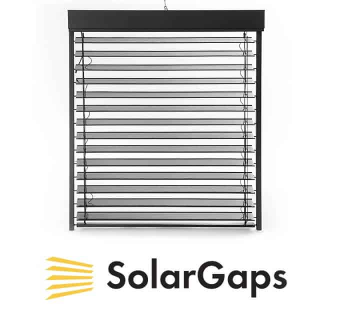 solar gaps blinds